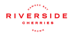 Riverside Cherries Logo